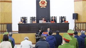 Phiên xét xử Vũ Huy Hoàng và đồng phạm lần thứ 2 phải hoãn