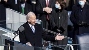 Tân Tổng thống Mỹ Joe Biden kêu gọi người dân đoàn kết