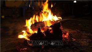 Ẩn họa từ việc sưởi ấm bằng than củi tránh rét ở vùng cao