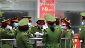 Xét nghiệm tất cả các trường hợp còn lại ở sân bay Nội Bài trong ngày 30 Tết