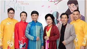 Nhà nghiên cứu âm nhạc Nguyễn Quang Long hồi sinh lối 'Ngâm Kiều'