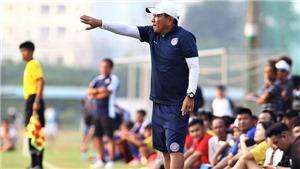VIDEO: Vì sao HLV Hoàng Văn Phúc chia tay Sài Gòn FC?