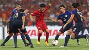 Bảng xếp hạng FIFA: Đội tuyển Việt Nam tiếp tục duy trì số 1 khu vực Đông Nam Á