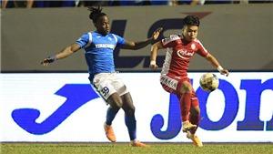 VIDEO Than Quảng Ninh 2-1 TPHCM: Chiến thắng xứng đáng