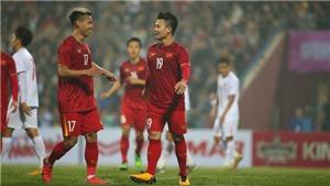 Quang Hải tiết lộ bí mật sau bàn thắng vào lưới U22 Việt Nam