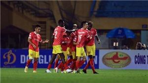 Video bàn thắng Hà Nội 1-1 Hà Tĩnh: Hấp dẫn đến phút cuối cùng