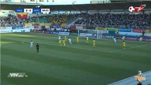 Video bàn thắng HAGL 4-3 Nam Định: Kịch tính đến phút cuối