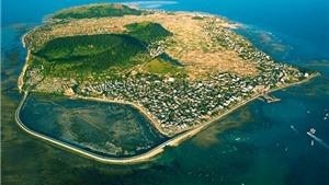 Đảo Lý Sơn trong mắt Nguyễn Á