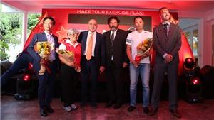 Hà Lan chia sẻ hỗ trợ y tế thể thao với Việt Nam
