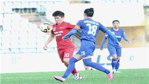 Giải nữ VĐQG-Cúp Thái Sơn Bắc 2019: ĐKVĐ gây áp lực lên TP.HCM