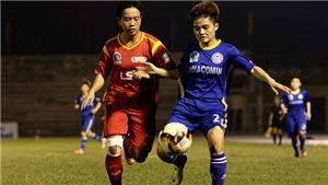 Phong Phú Hà Nam chịu áp lực lớn ở giải nữ VĐQG