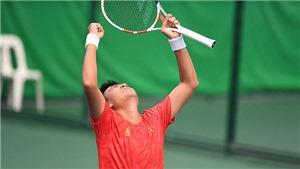Lý Hoàng Nam và quần vợt Việt Nam đón phần thưởng 'khủng'