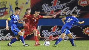 Cầu thủ bị HLV Park Hang Seo 'ngó lơ' ghi siêu phẩm đánh bại U20 Việt Nam