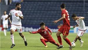 U23 Việt Nam chưa 'nóng máy'