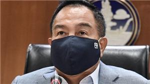 Chủ tịch Liên đoàn bóng đá Thái Lan muốn giảm 50% lương cầu thủ