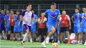 Giải bóng đá Siêu phủi TP.HCM xác định tân Vương