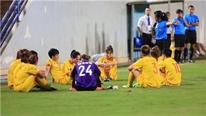 Chuyện buồn bóng đá nữ