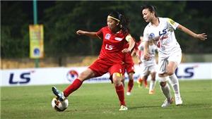 TP.HCM 1 bị cầm chân ở giải bóng đá nữ VĐQG