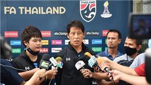 Thái Lan đặt mục tiêu số 1 Đông Nam Á
