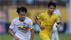 Cầu thủ Nam Định ghi điểm với HLV Park Hang Seo