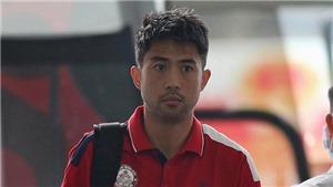 Lee Nguyễn đua trụ hạng cùng CLB TP.HCM