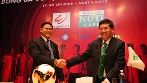 Nhà tài trợ V-League sẽ  thưởng 'nóng' như các CLB