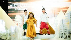 300 người mẫu nhí trình diễn tại 'Tuần lễ thời trang trẻ em quốc tế Việt Nam 2019'