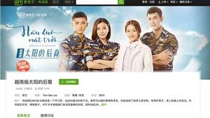 Trung Quốc nhập khẩu và phát sóng phim 'Hậu duệ mặt trời Việt Nam'