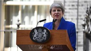 Thủ tướng Anh Theresa May đệ đơn từ chức