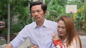 Nhói lòng trước những hình ảnh bố Sơn ôm Thư khóc trong 'Về nhà đi con'