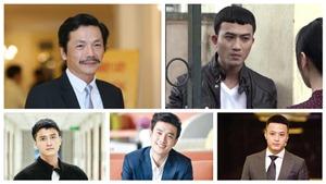 VTV Awards 2019: NSND Trung Anh là đối thủ 'đáng gờm' của 4 'soái ca' màn ảnh nhỏ