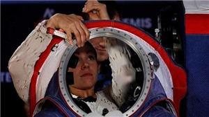NASA trình làng mẫu trang phục mới dành cho các phi hành gia