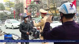 VIDEO: Người dân ghi âm, ghi hình giám sát lực lượng CSGT làm nhiệm vụ