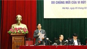 Việt Nam chuẩn bị sẵn sàng các phương thức ứng phó nếu bệnh nhân nhiễm chủng mới của virus Corona tăng lên