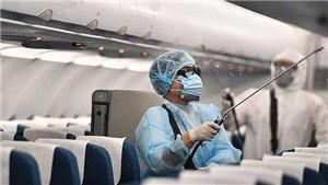 Bộ Y tế thông báo về 7 chuyến bay có hành khách mắc COVID-19