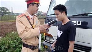Từ 16/3, Cảnh sát giao thông cả nước tập trung xử lý vi phạm về nồng độ cồn, ma túy và xe mô tô