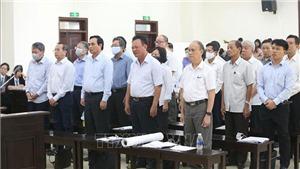 Phúc thẩm vụ án hai nguyên lãnh đạo thành phố Đà Nẵng: Các bị cáo không thay đổi nội dung kháng cáo