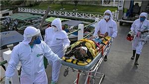 Dịch COVID-19 ngày 8/6: Thế giới vượt mốc 7 triệu ca bệnh, 406.847 ca tử vong