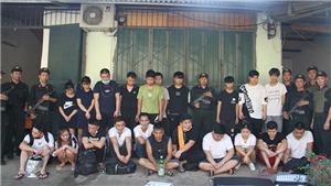 Bắt giữ 21 đối tượng có lệnh truy nã của Công an Trung Quốc