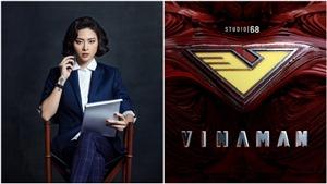 Ngô Thanh Vân công bố dự án phim siêu anh hùng 'Vinaman'