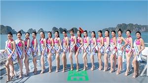 Quảng Ninh: 18 thí sinh tham dự Vòng chung kết Người đẹp Hạ Long 2020