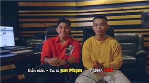 Jun Phạm lần đầu cùng rapper LoR của 'Rap Việt' hát nhạc phim 'Số độc đắc'