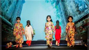 Huy Lio quay MV khởi động Lễ hội Áo dài trẻ em Việt Nam