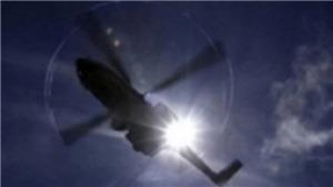 Rơi máy bay trực thăng quân sự ở Philippines, 7 người chết