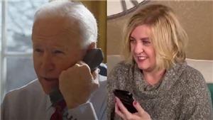 Tổng thống Biden lần đầu gọi điện trực tiếp cho người dân Mỹ