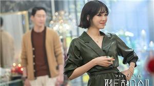 Lee Ji Ah tái xuất đầy bí ẩntrong 'Penthouse: Cuộc chiến thượng lưu 2'