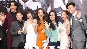 Minh Hằng nóng bỏng, Bảo Anh bị Quốc Trường bạo hành trong phim 'Bẫy ngọt ngào'