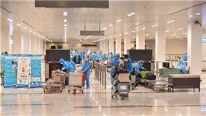 Dịch Covid-19: Bạc Liêu tiếp nhận, cách ly y tế 375 công dân về từ Hàn Quốc