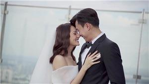 Phim 'Bẫy ngọt ngào': Quốc Trường - Bảo Anh làm đám cưới, Minh Hằng làm loạn bar