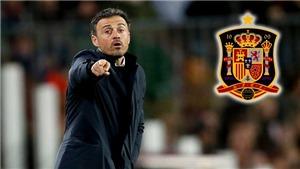 CHÍNH THỨC: Luis Enrique được bổ nhiệm làm HLV đội tuyển Tây Ban Nha